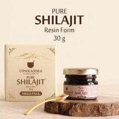 Pure Shilajith Resin 30 Gms