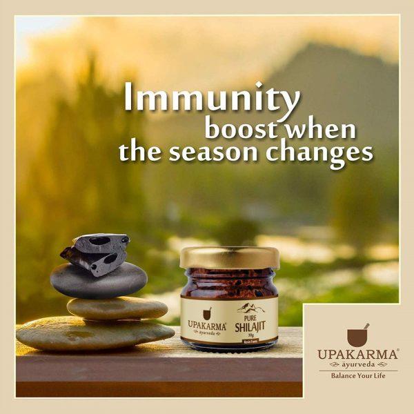 shilajit boost immunity
