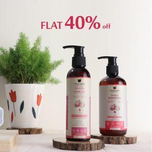onion oil, shampoo, upakarma ayurveda