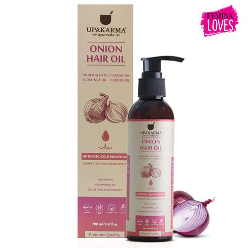 onion oil, upakarma onion oil
