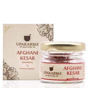 afghani kesar, upakarma ayurveda