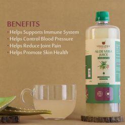 aloe vera juice, immunity boosters, upakarma ayurveda