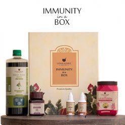 immunity in a box, upakarma ayurveda