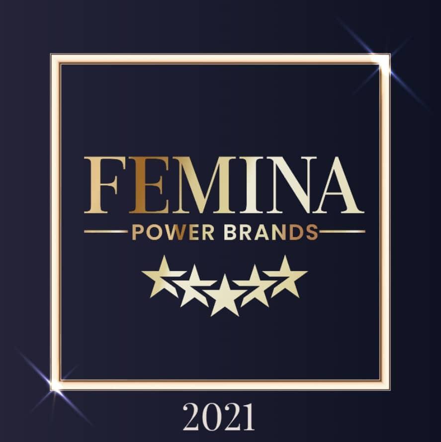 Femina Power brand 2021