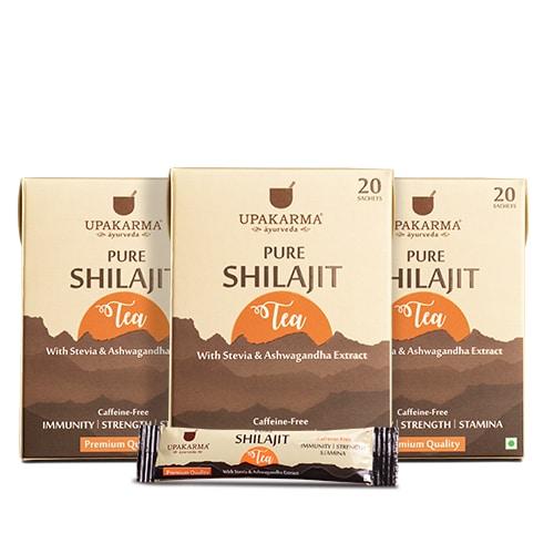 shilajit tea