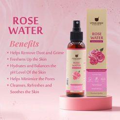 rose water, gulab jal