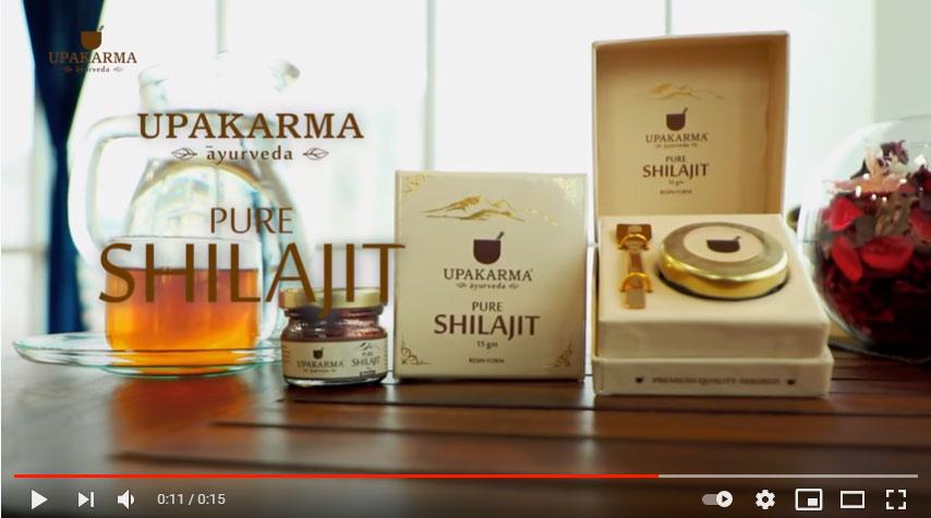Pure Shilajith Ads Image