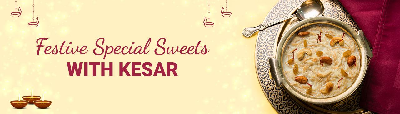 festive special kesar